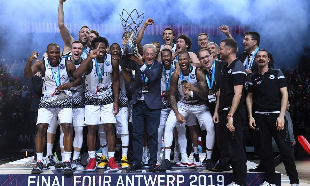 Basket: Bologna domina Tenerife