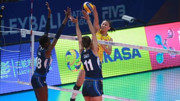 Volley Femminile, VNL 2019: Cina-Italia 3-1 fonte: corrieredellosport.it