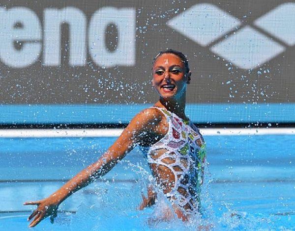 Mondiali Gwangju 2019, nuoto sincronizzato: Linda Cerrutti sesta nel solo tecnico. FONTE: FACEBOOK/LINDACERRUTTI