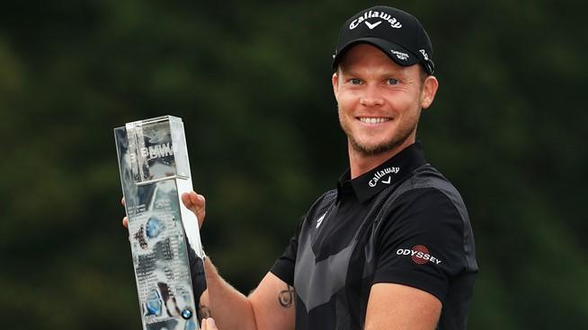 Golf - Eurotour: nel Bmw Pga Rahm è Danny Willett al vertice