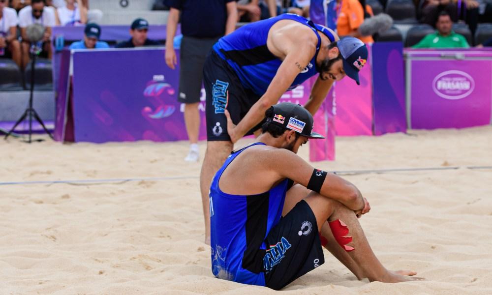 Nicolai & Lupo alle Finals 2019 di Roma