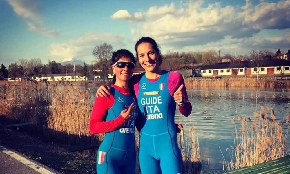 paratriathlon coppa del mondo 2019 alanya anna barbaro oro charlotte bonin prima italia italy triathlon paralimpico world cup 2019