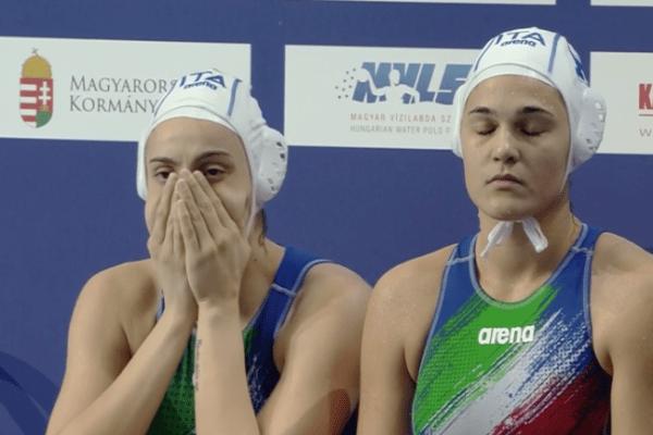 pallanuoto femminile europei 2020 budapest setterosa 7rosa italia italy olanda netherlands waterpolo european championships duna arena campionato europeo 2020