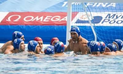 pallanuoto maschile europei 2020 budapest settebello 7bello italia italy grecia greece campionato europeo campionati europei duna arena waterpolo european championships sandro campagna