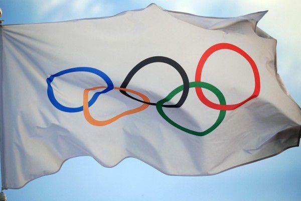 Simbolo Olimpiadi