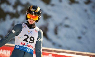 salto con gli sci coppa del mondo 2021 rasnov lara malsiner italia italy ski jumping world cup 2021