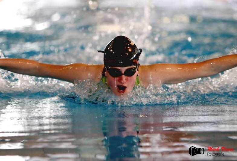 Drie finaleplaatsen voor jeugd Biesboschzwemmers