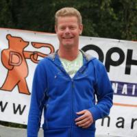 Mastersrecord voor Wouter van der Stelt tijdens ONMK