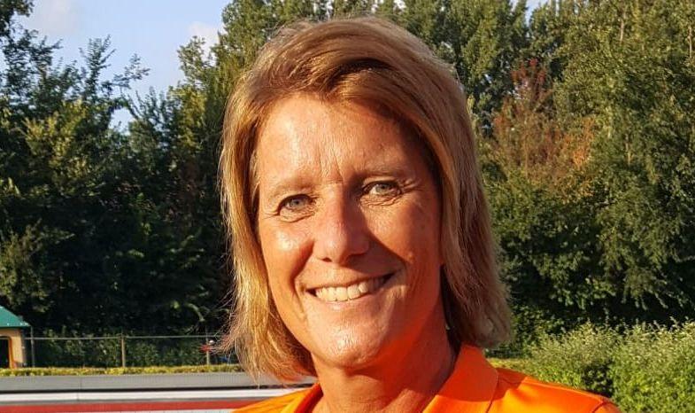 Annette Wijnja grijpt nipt naast titel