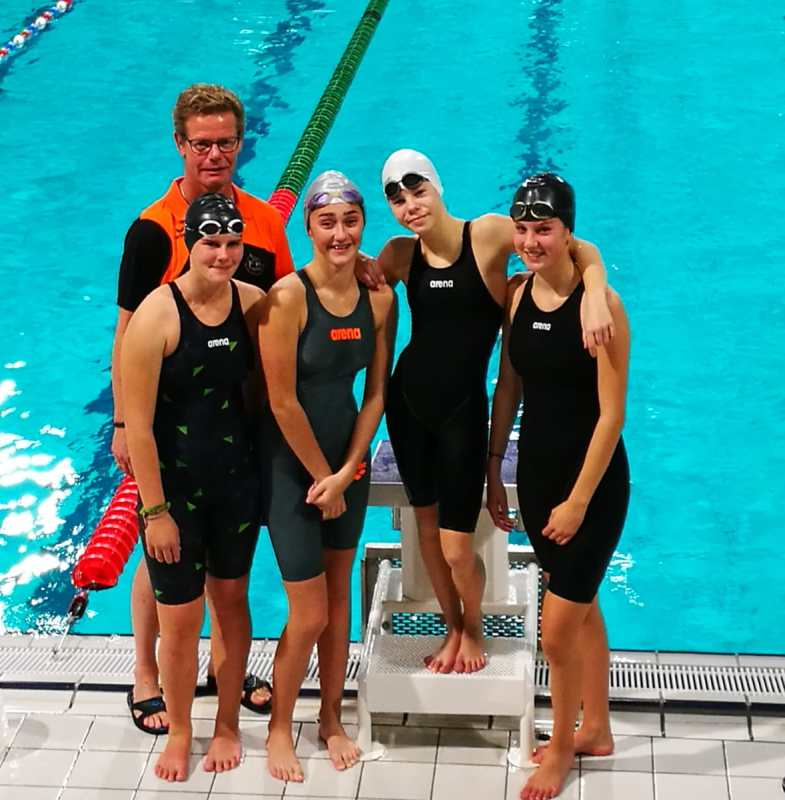 BWK2018: Goed begin Biesboschzwemmers