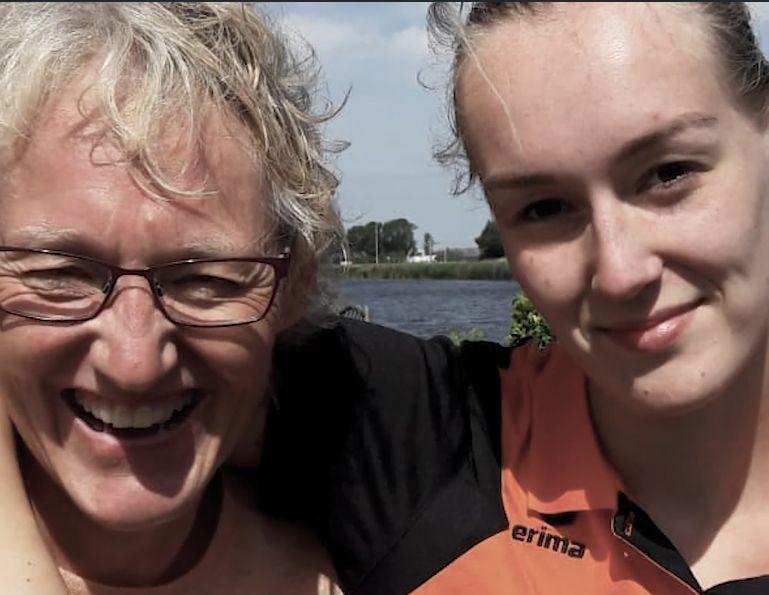 DE reden waarom we zwemmen voor ALShetjeraakt