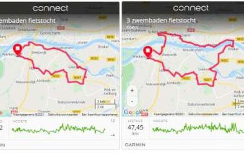teamBBZ fietstocht 5 april
