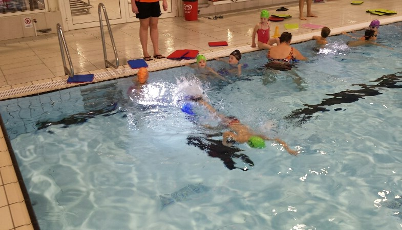 Zwemtrainingen zaterdag 23 oktober 2021