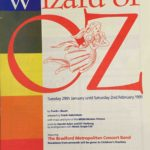 1991 Jan BMCB Concert Programme Wizard of Oz