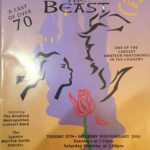 2000 Feb Concert Programme Beauty & the Beast