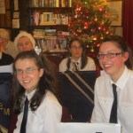 Baildon Hall Xmas Concert Dec 2013