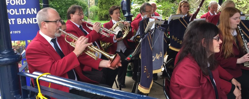 BMCB Ilkley Bandstand May 2016