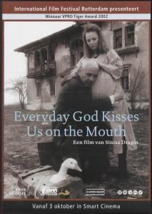 in fiecare zi Dumnezeu ne saruta pe gura