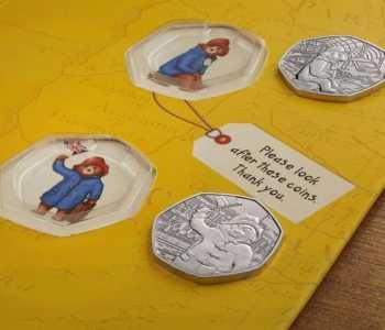 royal mint paddington coin