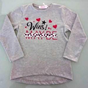 T-shirt γκρι / T-shirt grey