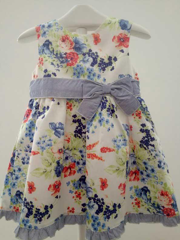 """Φόρεμα """"Made in Italy"""" 165954"""
