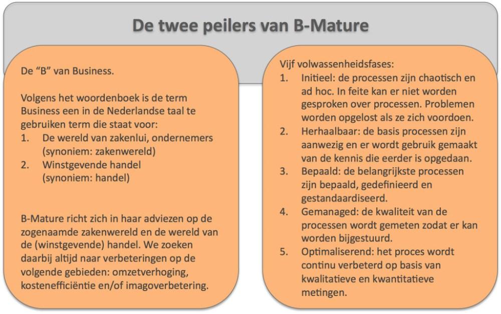B-Mature | Wat betekent het?