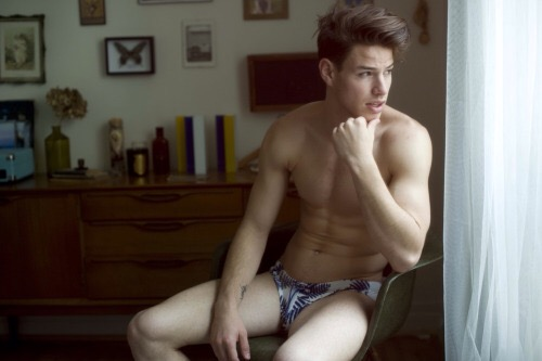 Alex Valentin by Nicolas Aristidou in his Mike Sweetman