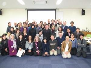 Glocal Polemics Workshop participants