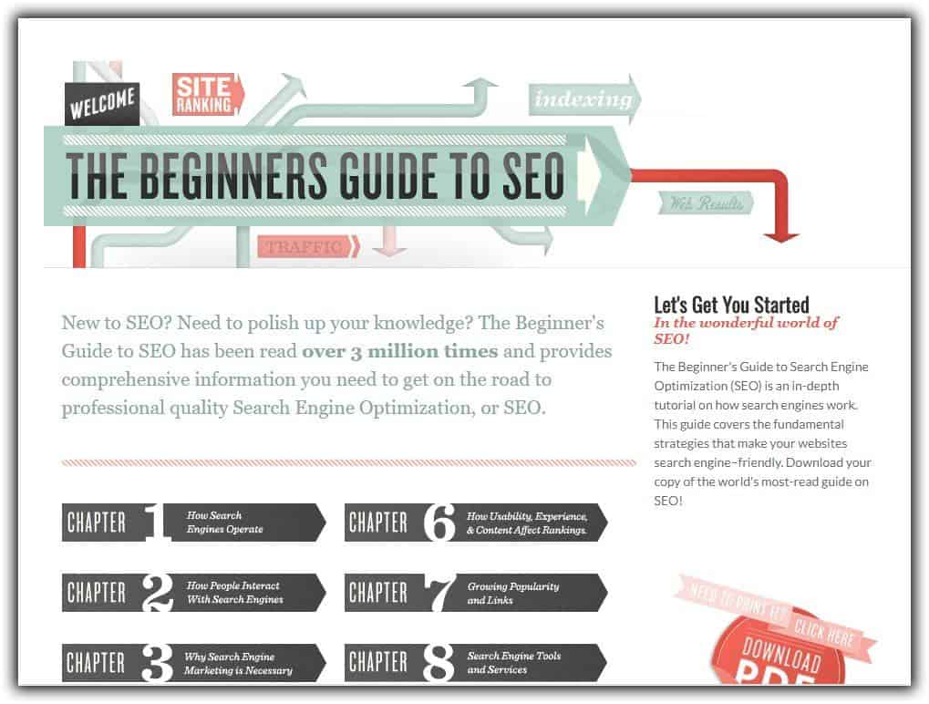 The Beginner's Guide to SEO   Moz
