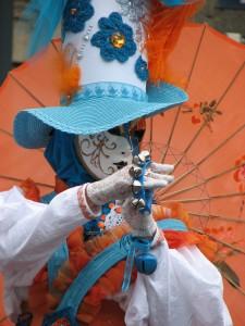 Venitiaans carnaval in Vannes