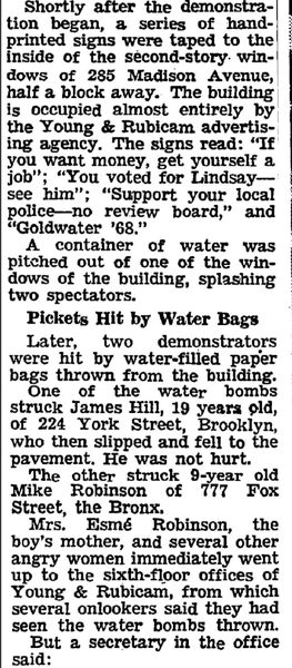 New York TImes May 28 1966