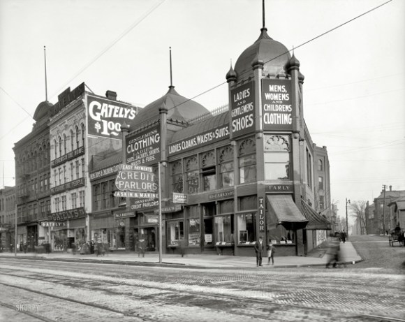 Detroit Michigan 1906