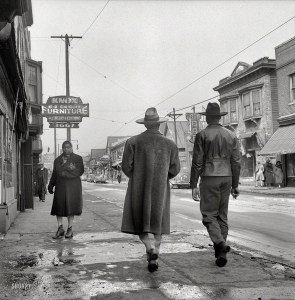 Zoot Suit in Detroit