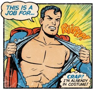 This Is a Job for Superman crap