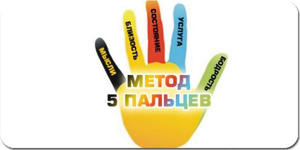 "Метод ""Пять пальцев"""