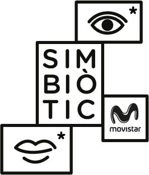 """Movistar Simbiòtic Festival"" en la sala Beckett de Barcelona."