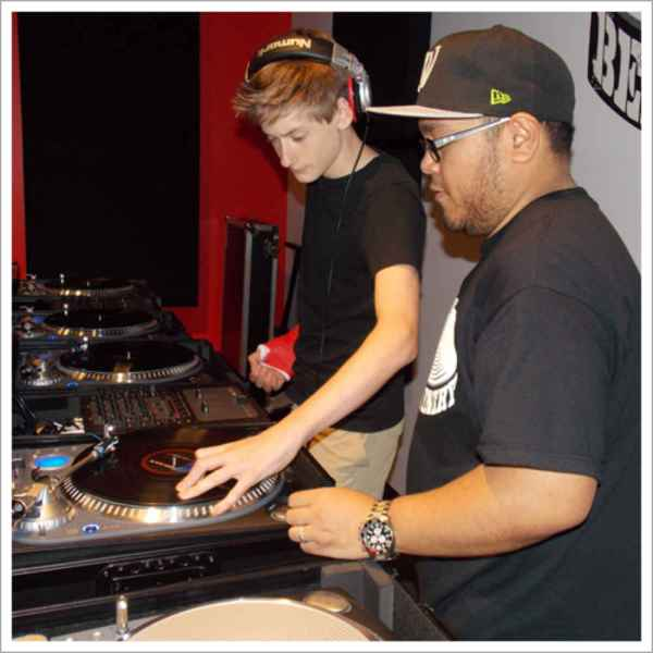 DJ Lessons | Beat Refinery at Bach to Rock