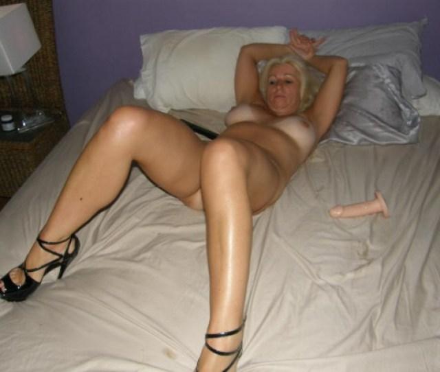 Hot Blonde Slut Wife