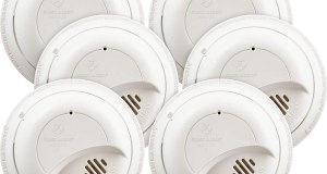 hard wired smoke detectors