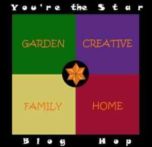 """You're the Star"" Blog Hop"