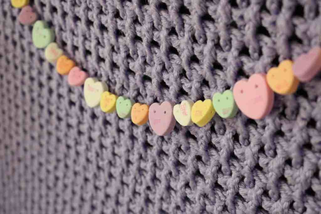 candy heart garland stretched out https://www.b4andafters.com/conversation-heart-necklace