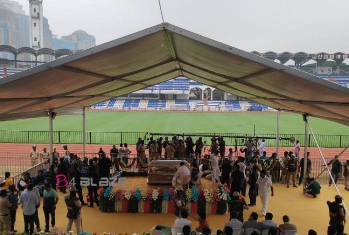 Ambareesh Stadium