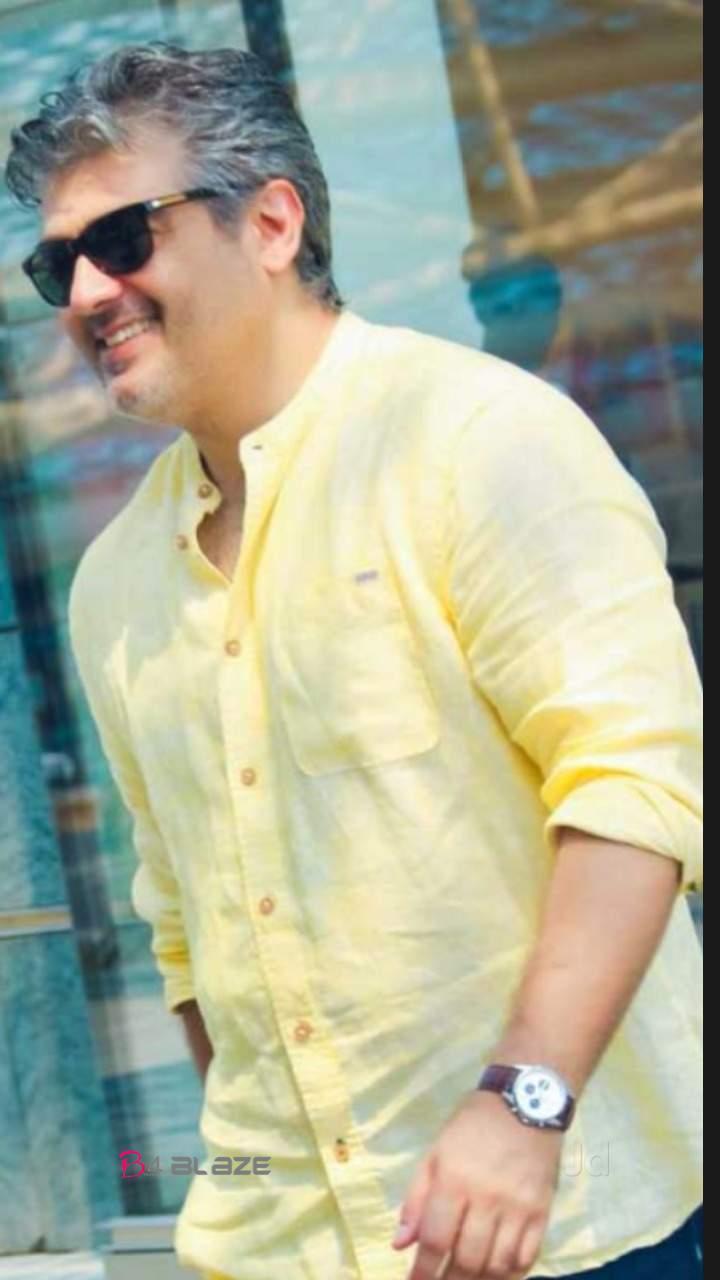Ajith Kumar New Look