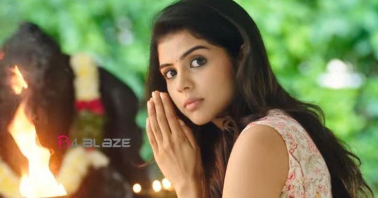 kalyani Priyadarshan new look