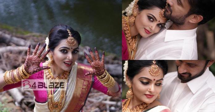 Vishnu Priya HD Photos