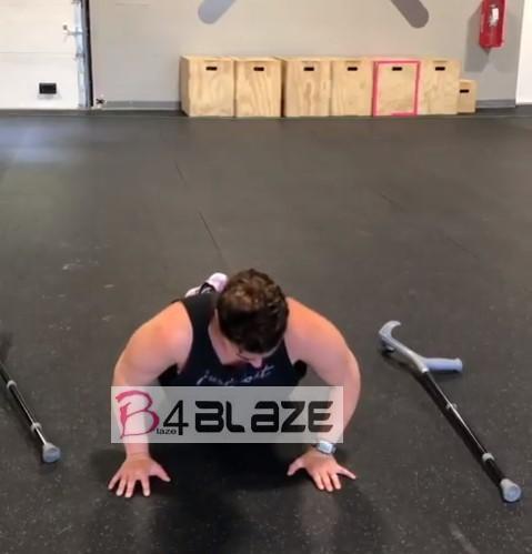 Stephanie workout image