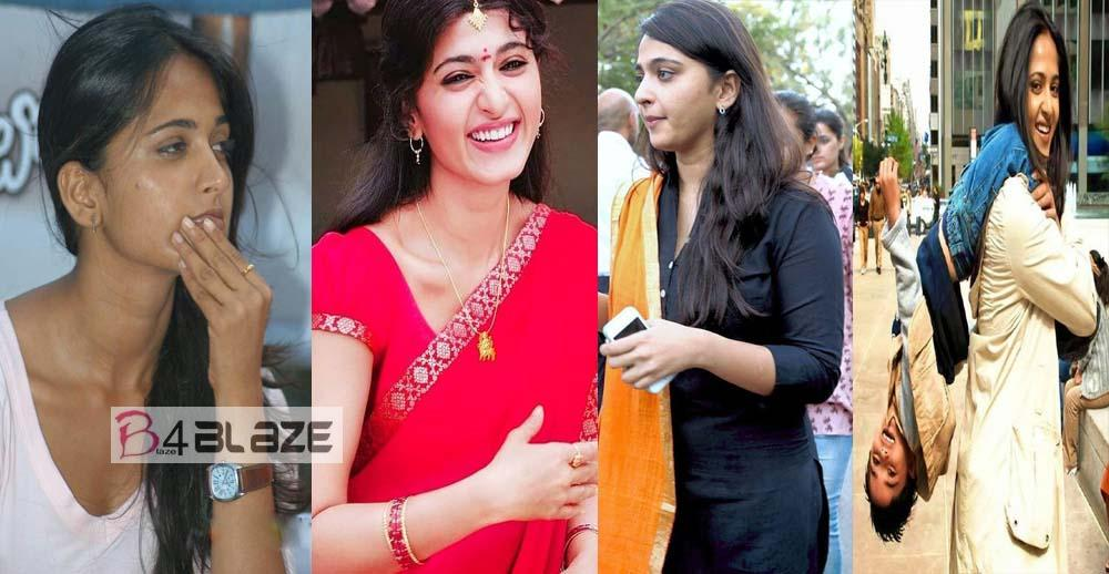 Anushka Shetty's Rare and Unseen Photo Collection