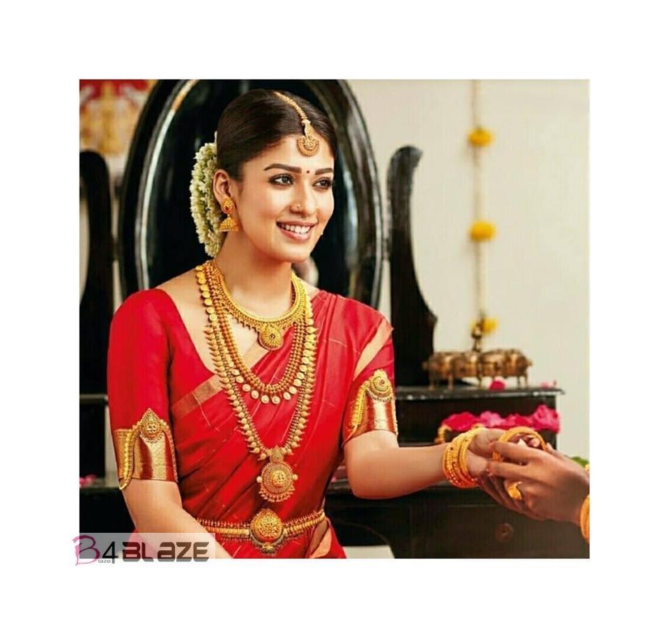 Nayanthara in ad
