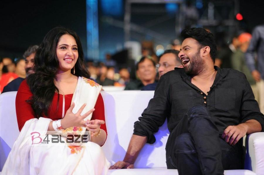 Prabhas and Anushka Shetty's Romantic Photos 12