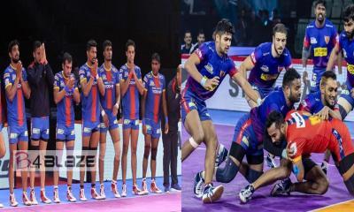 Pro Kabaddi League 2019 Dabang Delhi's hat-trick of wins at home